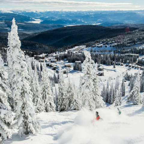 The world's most charming ski resorts